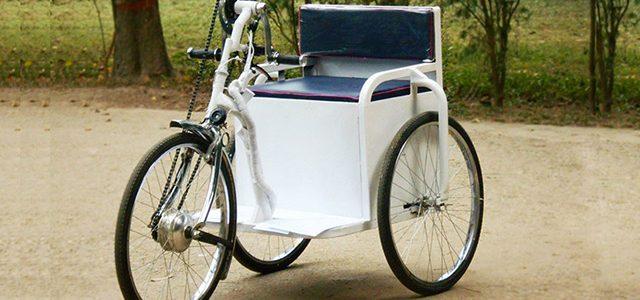 Bangladeş'te El Pedalı ile Çalışan Güneş Enerjili Tekerlekli Sandalye Geliştirildi