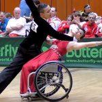 Tekerlekli Sandalye Dansı Sporu