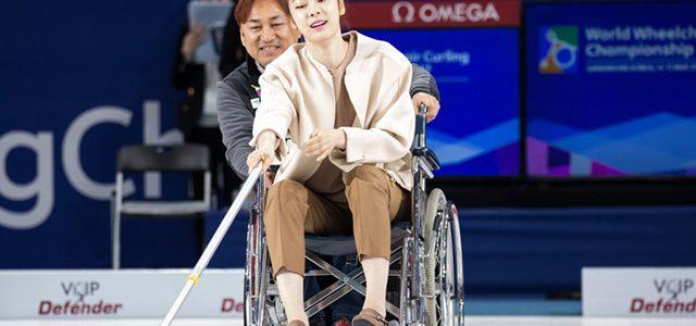 Gangneung Curling Centre 3. PyeongChang 2018 Paralimpik Günü Kutlamalarına Ev Sahipliği Yaptı