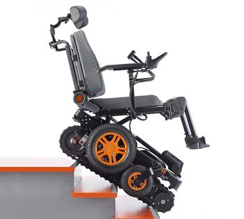 TopChair S Merdiven Çıkabilen Tekerlekli Sandalye