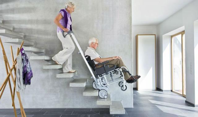 Scalamobil merdiven