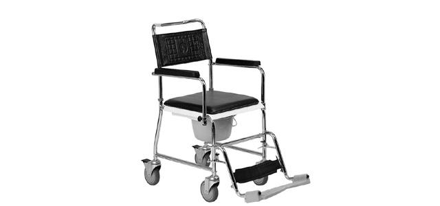 tekerlekli banyo sandalyesi - meyra hcda