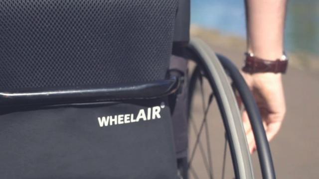 wheelair soğutmalı minder