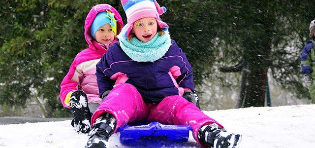 Engelliler İçin Kar Kızağı: Kışa Özel Garantili Eğlence