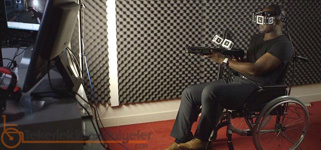 akülü sandalye video oyunu