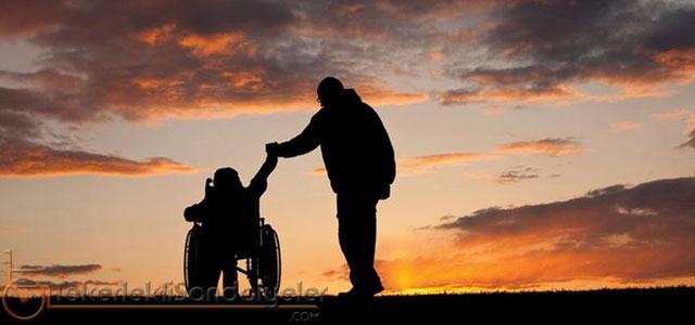 tekerlekli sandalye ile seyahat