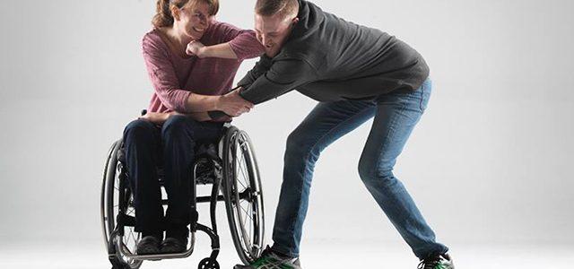 Tekerlekli Sandalye Kullanıcıları İçin Savunma Teknikleri