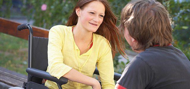 Tekerlekli Sandalye Kullanan Birisi İle Nasıl Konuşmalısınız?